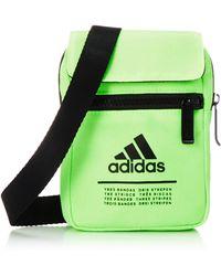 adidas Classic Organizer Bag - Green