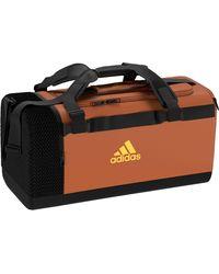 adidas Performance Sporttasche M 56 cm teccop/Black/flaora - Schwarz