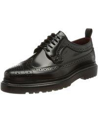 GANT Beaumont Low Lace Shoe - Black
