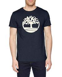 Timberland - Kennebec River T-shirt - Lyst
