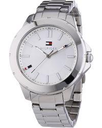 Tommy Hilfiger Watches -Armbanduhr Kimmie Analog Quarz Edelstahl 1781412 - Mettallic