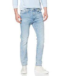 Levi's 510 Jeans Skinny Uomo - Blu