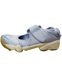 Nike Wmns Air Rift, Trainers - Blue