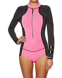 Hurley Advantage Plus Neoprene Spring Suit Wetsuit - Multicolor