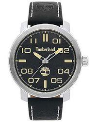 Timberland Analogico Classico Quarzo Orologio da Polso TBL.15377JS/02 - Nero