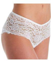 Cosabella Pret Hotpant - White