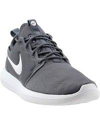 Nike Roshe Two Running Shoes - Gray
