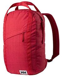 Helly Hansen Oslo Backpack Red