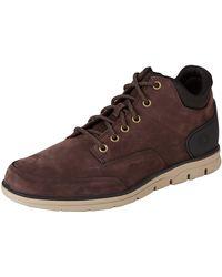 Timberland Bradstreet Chukka Molded Sneaker Halbhoch - Braun