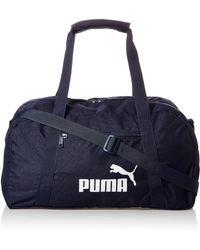 PUMA Phase Sports Bag 075722-43; borsa unisex - Blu