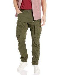 G-Star RAW Pantalones para Hombre - Verde
