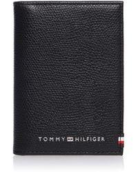 Tommy Hilfiger Business Bifold Black - Noir