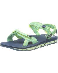 Jack Wolfskin Outfresh Walking Shoe - Green