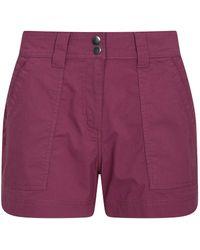 Mountain Warehouse Pantalon d'été - Violet