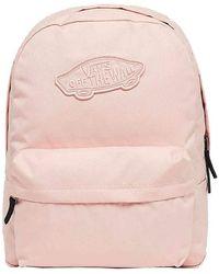 Vans Realm Backpack - Pink