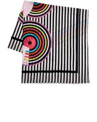 Esprit 020ca1q306 Fashion Scarf - Multicolour