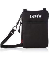 Levi's Mini Crossbody Ov - Black