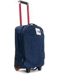 The North Face Overhead Travel Bag 49 Cm Montague Blue/vintage White