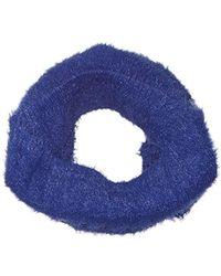 Guess Echarpe - Bleu