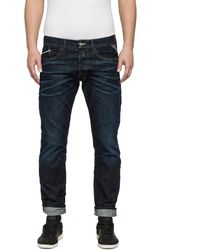 Replay - Waitom Slim Jeanshose - Lyst