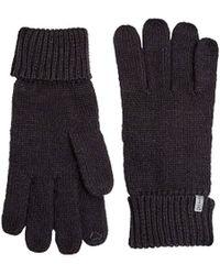 Esprit Accessoires 109ea2r005 Gloves - Black