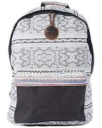 Rip Curl Dome Mai Ohana Backpack One Size White - Multicolour