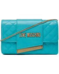 Love Moschino Borsa a - Blu
