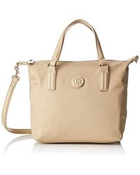 Tommy Hilfiger - Poppy Small Tote Tote - Lyst