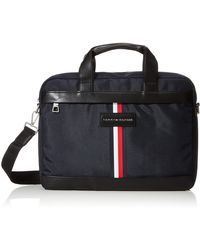 Tommy Hilfiger UPTOWN NYLON COMPUTER BAGHombreNegro 660/910OS