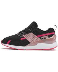 PUMA Damen Muse X-2 WN's Sneaker - Mehrfarbig