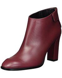 Via Spiga - Aston Bootie Ankle Boot - Lyst