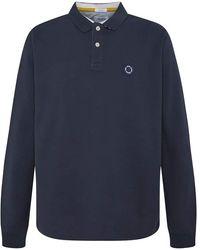Pepe Jeans Francis L/s Polo - Blu