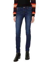 Desigual - Denim_second Skin Skinny Jeans - Lyst