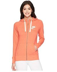 Nike Sportswear Hoodie NSW SWSH OS Orange PeelOrange Peel