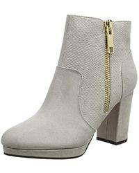 Miss Selfridge - Zip Chelsea Boots - Lyst