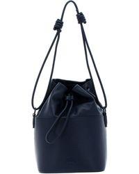 Lacoste - Chantaco Bucket Bag Eclipse - Lyst
