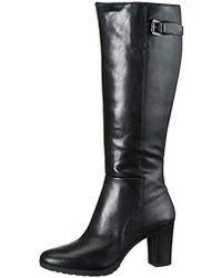 455d507f4 Lyst - Botas a media pantorrilla Geox de mujer desde 39 €