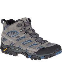 Merrell - Moab 2 Mid Waterproof Sneaker - Lyst
