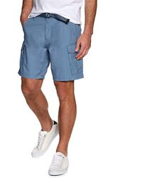 O'neill Sportswear Filbert Cargo Shorts 38 Inch Walton Blue