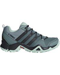 adidas Terrex Ax2r GTX W Chaussures de Randonnée Basses - Vert