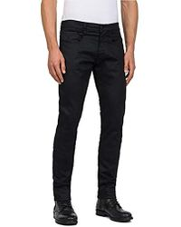 Replay - Anbass Jean Slim Homme - Lyst