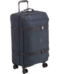 Kipling Spontaneous M Hand Luggage - Blue