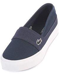 a2467a69d Lacoste - Marice Plus Grand 119 2 (light Grey white) Women s Shoes -
