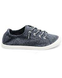e9473b36e2b Lyst - Hollister Madden Girl Bailey Sneaker