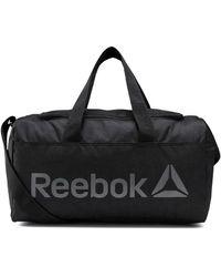 Reebok Sac De Sport Active Core Small-grip - Black
