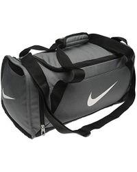 5ee02acadb50a Unisex Sports Gym Brasilia Small Grip Bag Holdall H24 X W48 X D23cm (n,  Grey)