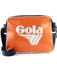 Gola Redford Orange/Navy/White - Arancione