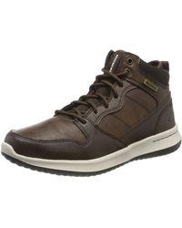 Skechers Delson Classic Boots - Marrone