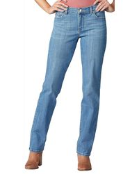 Lee Jeans Damen Jeans - Blau