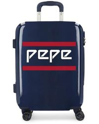 Pepe Jeans Trolley multicolore - Blu